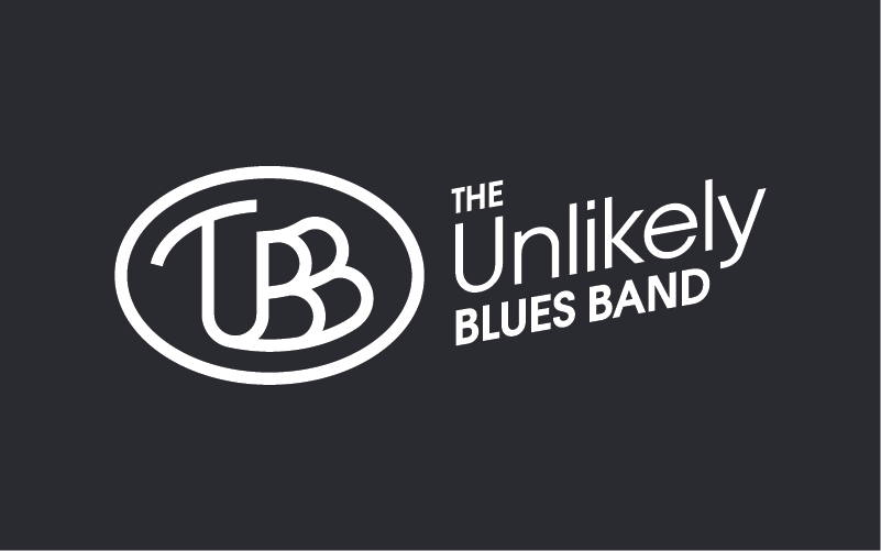 The Unlikely Blues Band logo